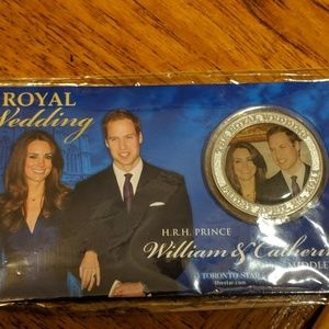 Other - Royal Wedding Coin 2011